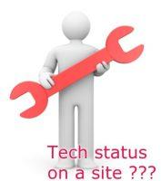 Tech status?