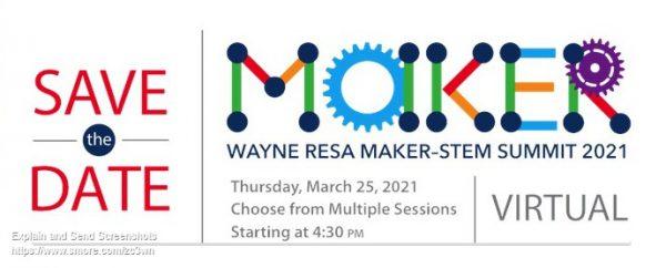 Maker Summit logo