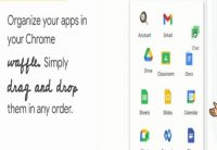 Organize Waffle apps