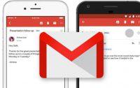 IOS Gmail update