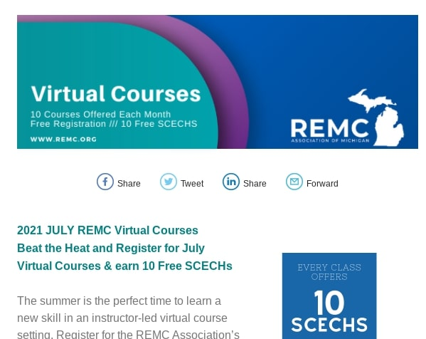 REMC courses