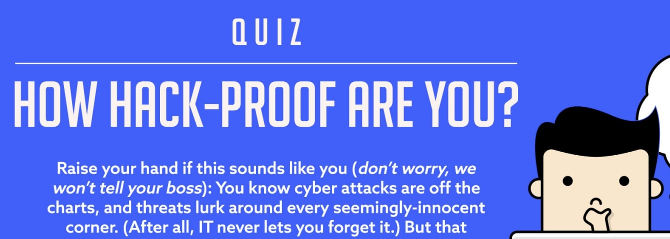 Hacking quiz